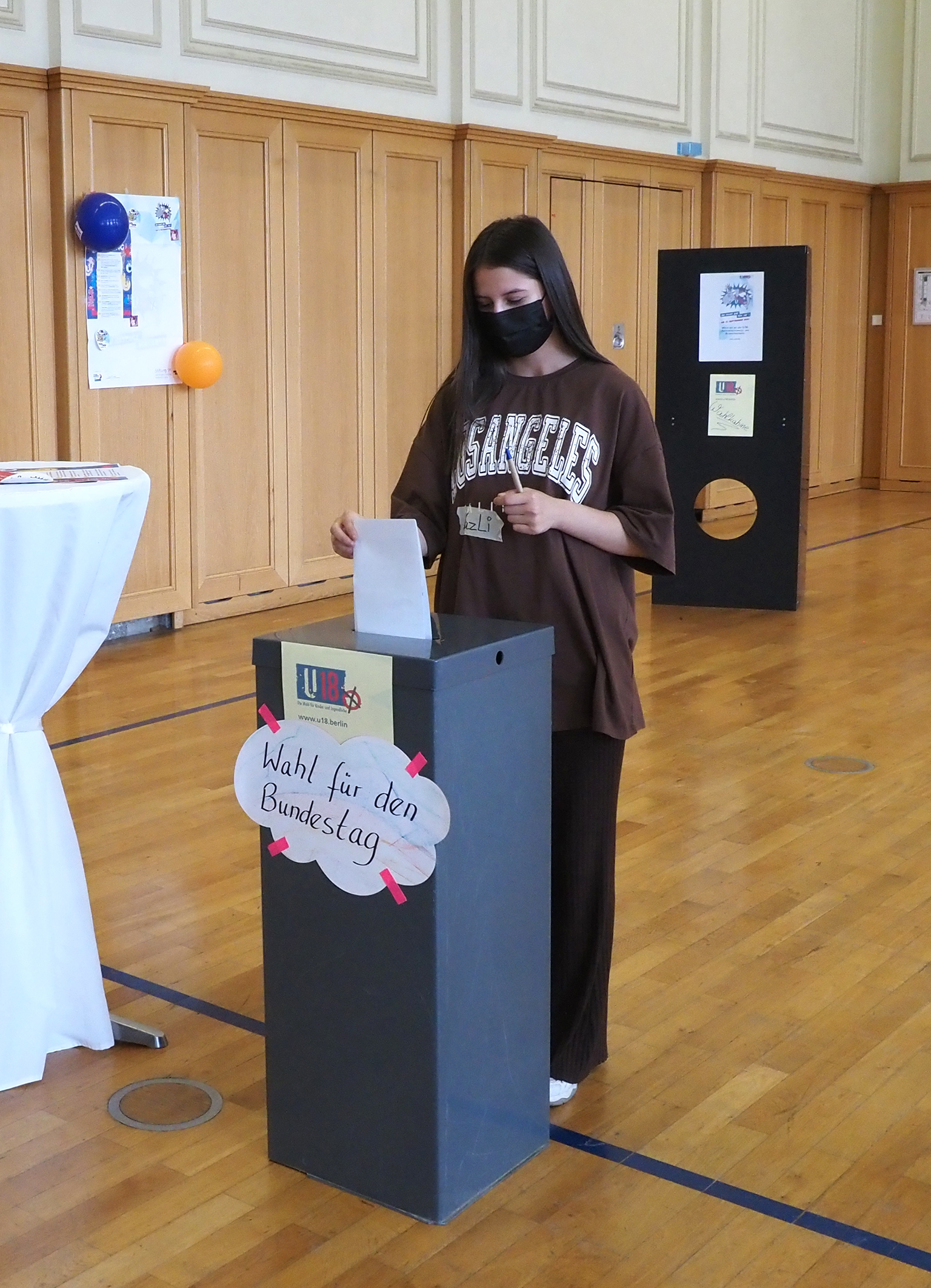 U18-Wahlen in Berlin